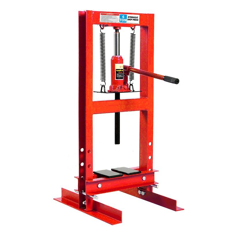 Manual Shop Press SD0401B