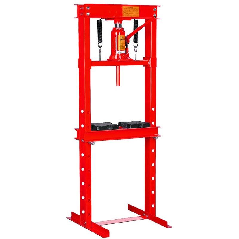 Manual Shop Press SD0402B