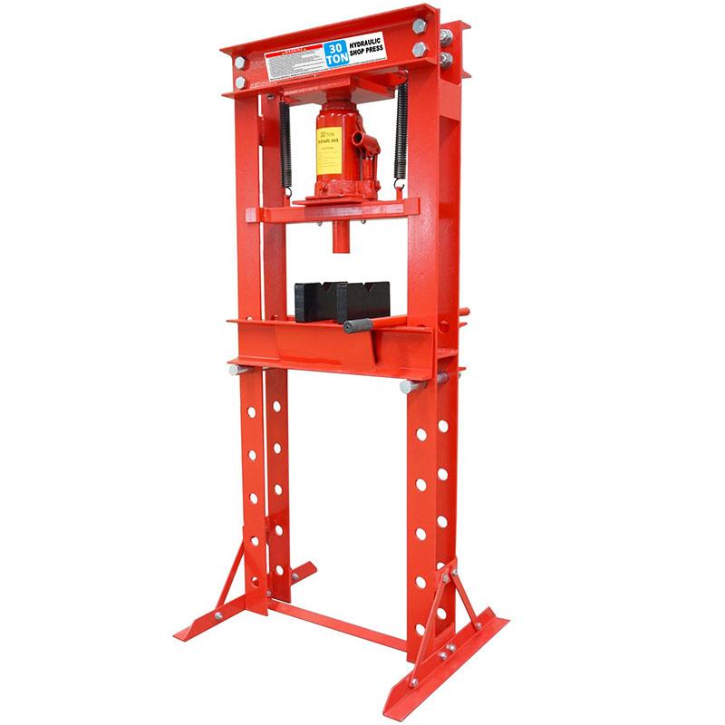 Manual Shop Press SD0404B